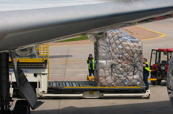 air cargo support services