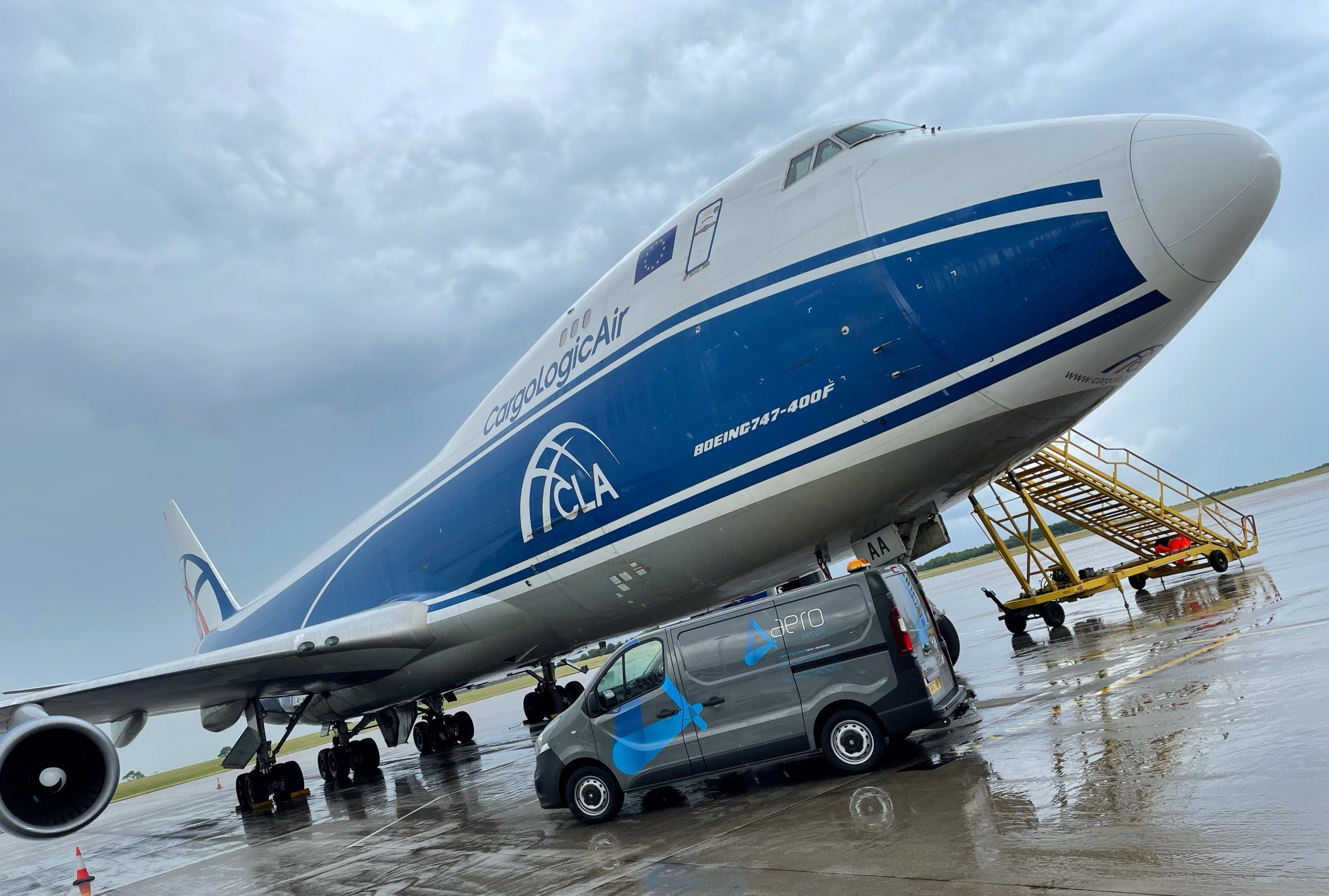 Aeropeople to manage CLA Line Maintenance at East Midlands Airport